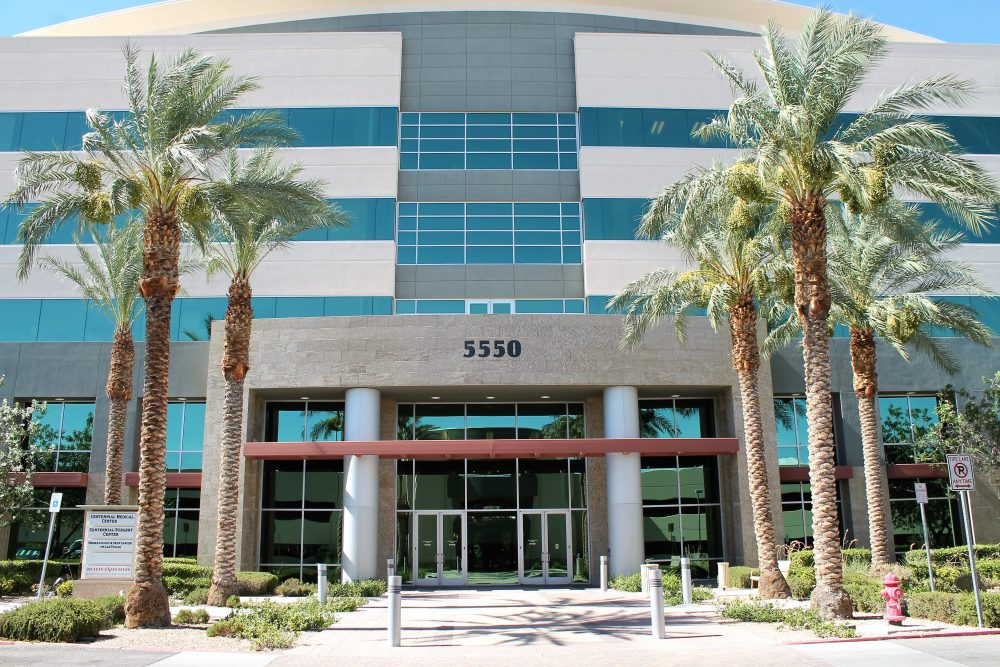 Las Vegas Office Entrance